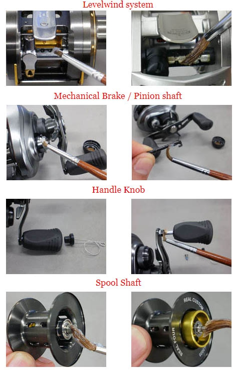 DAIWA SLP WORKS GREASE 104_Image2