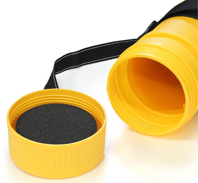 ROUND AIR ROD CASE DIA-9 / BLACK_Image5