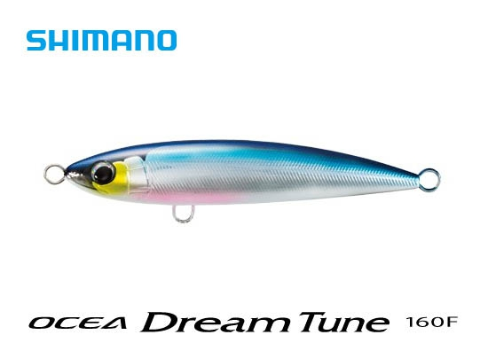 SHIMANO OCEA Dream Tune 160F 36T Flying Fish_Image1