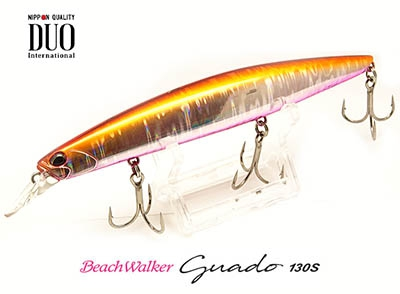 DUO Beach Walker Guado 130S Gold Hunter Candy_Image1