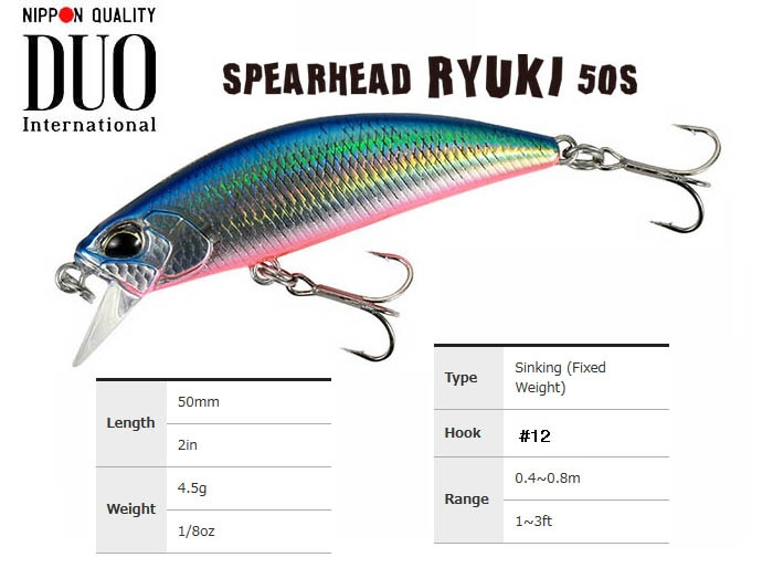 DUO SPEARHEAD RYUKI 50S GPA4009_Image1