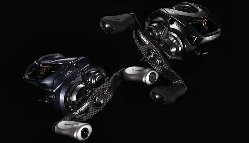 DAIWA SLP WORKS RCSB 100mm CARBON CRANK HANDLE_Image2