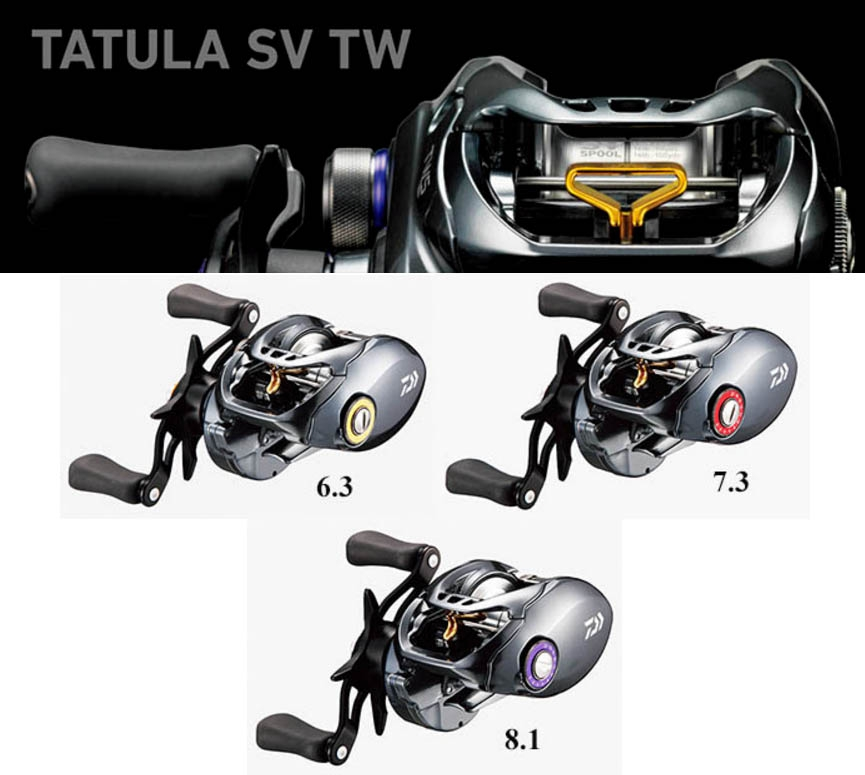 2017 TATULA SV TW 8.1L Left model (FREE SHIPPING)_Image1