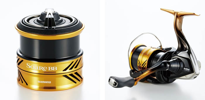SHIMANO 18 SOARE BB C2000SSPG Free Shipping from Japan