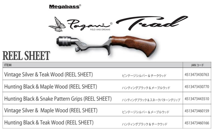 Pagani TRAD Hunting Black & Teak Wood Grip (ONLY GRIP)_Image4