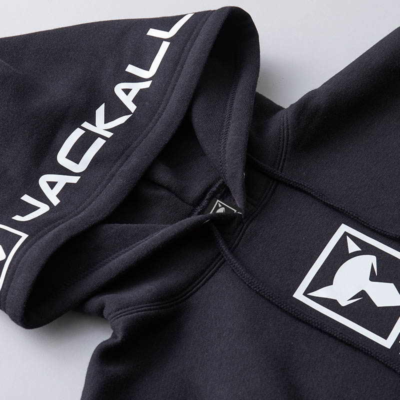 JACKALL PULLOVER HOODIE WHITE/XL_Image2