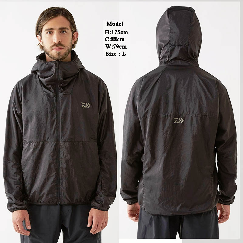 DAIWA DJ-23009 Polartec Alpha Jacket Black-3XL_Image1