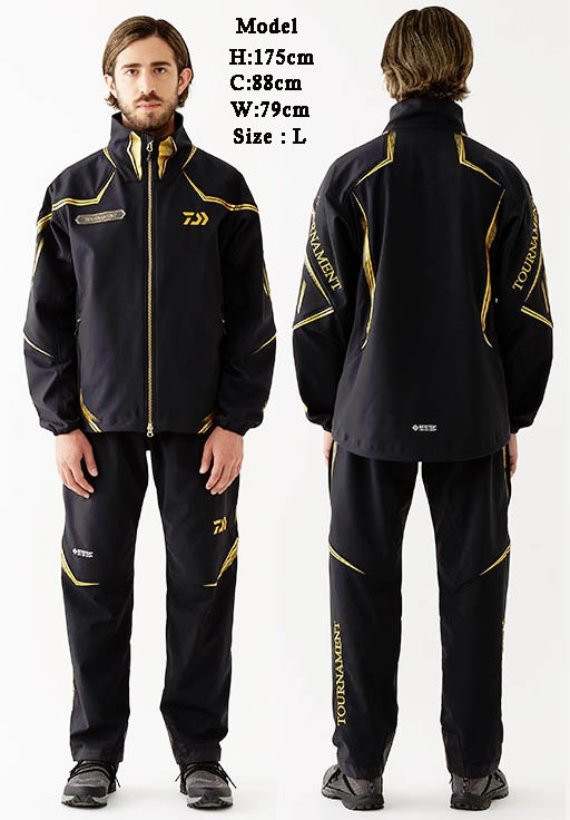 DAIWA DI-20009T Windstopper Soft shell suit 3XL_Image2