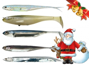Xmas Sale Fish Arrow