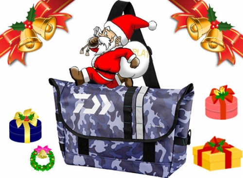 Xmas Sale Fishing Bag