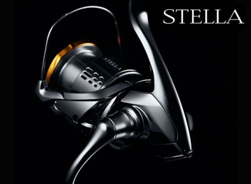 2018 SHIMANO NEW STELLA March debut !
