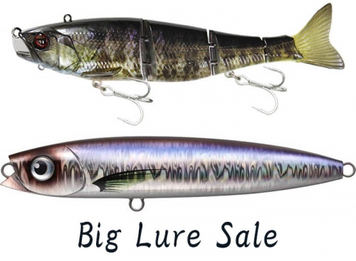 Big Lure Sale