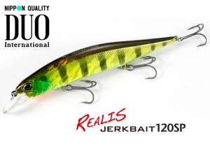 DUO REALIS JERKBAIT 120SP