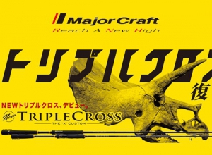 MAJOR CRAFT TRIPLE CROSS