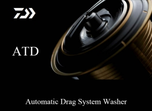 DAIWA ATD DRAG WASHER SET