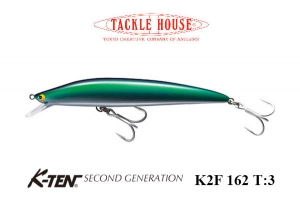 TACKLE HOUSE K-TEN SECOND GENERATION K2F