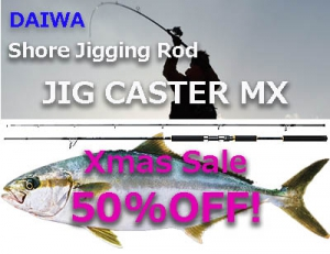 50%OFF! 2018 DAIWA JIG CASTER LIGHT MX 89L
