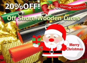Xmas Sale 20%OFF FISHERMAN LONGPEN 100