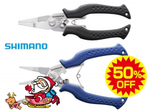 50%OFF! SHIMANO ADVANCE PLIERS NH CT-54