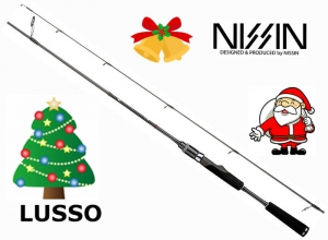 50%OFF! NISSHIN LUSSO LUS-S602ML BASS ROD