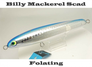Billy Mackerel Scad Blue-Aluminum