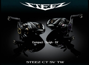 2019 DAIWA STEEZ CT SV TW 700 SERIES Reservation!