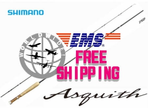 SHIMANO Asquith Fly Fishing Rod FREE SHIPPING