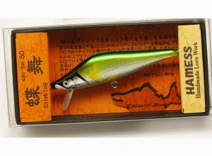 HAMESS Cho-bu 50 Hand Made Trout Lure