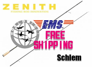 ZENITH Schlem Shore Rod FREE SHIPPING