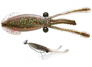 Dappy Firefly Squid 3 inch