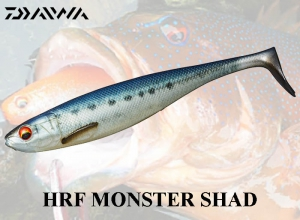 DAIWA HRF MONSTER SHAD
