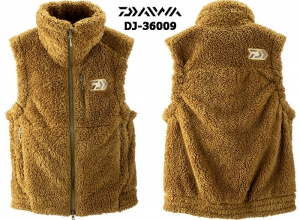 DAIWA DJ-36009 FLEECE BEST October Debut ! Book Now!!
