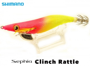SHIMANO SEPHIA CLINCH RATTLE #3.0 #3.5 #3.8