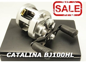 50% OFF! DAIWA CATALINA BJ100HL