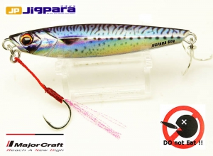 MajorCraft JIGPARA New Real Color