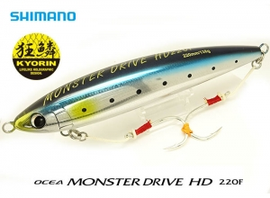 SHIMANO OCEA MONSTER DRIVE HD 220F