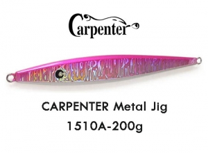 CARPENTER Metal Jig 1510A-200g