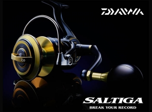 2020 DAIWA NEW SALTIGA Feb. Debut !