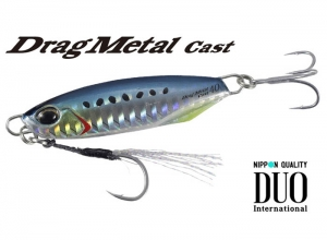 DUO Drag Metal Cast Jig