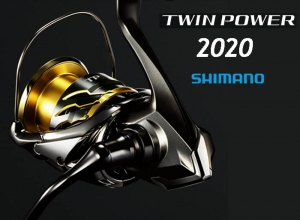 2020 SHIMANO TWINPOWER March Debut !