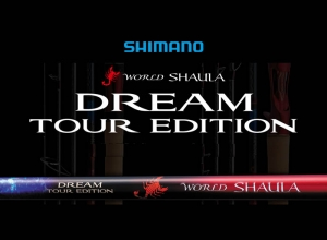 2020 SHIMANO WORLD SHAULA DREAM TOUR EDITION Mar.Debut!