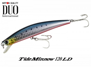 DUO Tide Minnow 125LD New Color