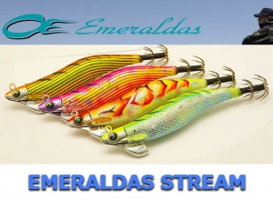 Garage Sale DAIWA EMERALDAS STREAM 4 Colors set