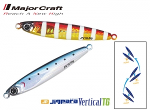 MAJOR CRAFT Jigpara Vertical Tungsten