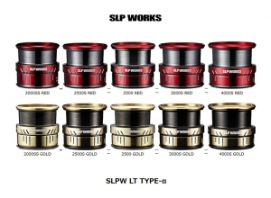 DAIWA SLP WORKS SLPW LT TYPE-alpha SPOOL