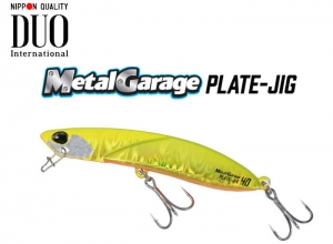 DUO Metal Garage PLATE-JIG