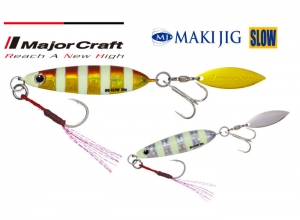 MAJOR CRAFT MAKI JIG SLOW