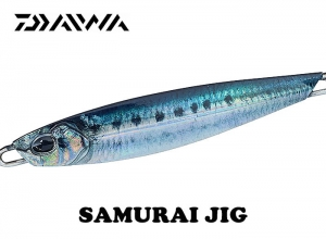 DAIWA SAMURAI JIG 30g Real Colors