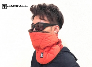 JACKALL WIND BLOCK NECKWARMER