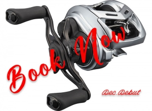 DAIWA ALPHAS SV TW Dec.Debut!